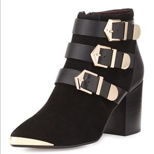 REPORT Signature Fairfield Pointed Toe Ankle Boot